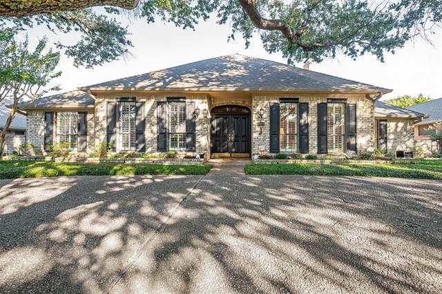 7623 Mullrany Drive, Dallas, TX 75248 (MLS #14688872) :: Texas Lifestyles Group at Keller Williams Realty