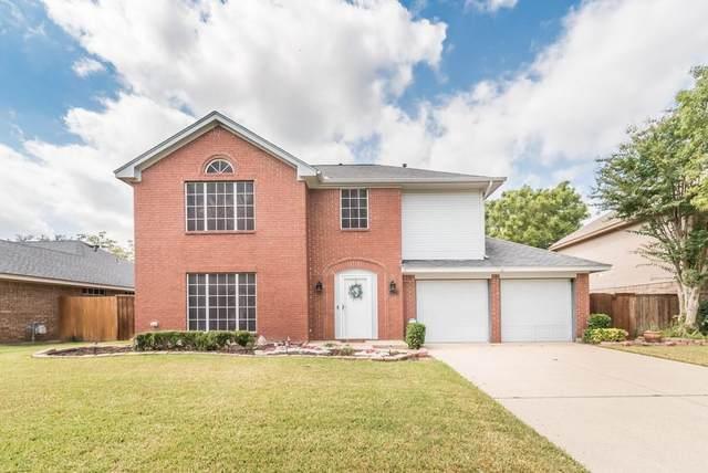 4429 Crane Drive, Grand Prairie, TX 75052 (MLS #14688883) :: The Chad Smith Team