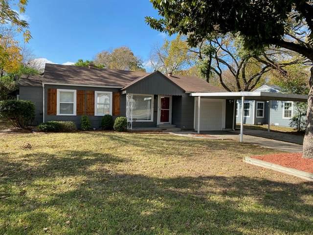 1013 Churchill Road, River Oaks, TX 76114 (MLS #14688892) :: Frankie Arthur Real Estate