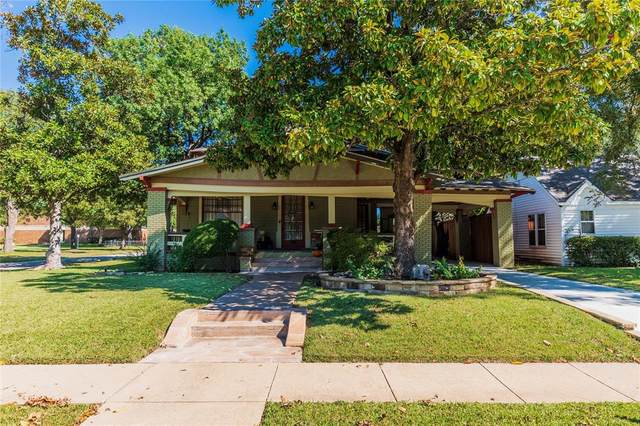 400 S 11th Street, Garland, TX 75040 (MLS #14688909) :: Frankie Arthur Real Estate