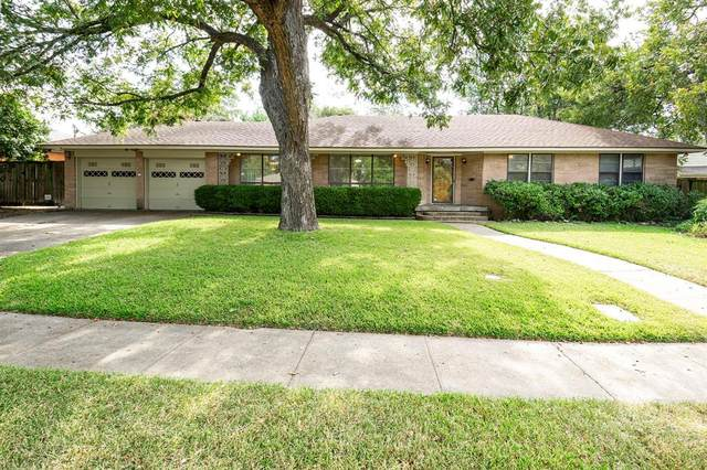 6518 Ridgemont Drive, Dallas, TX 75214 (MLS #14688919) :: The Star Team | Rogers Healy and Associates