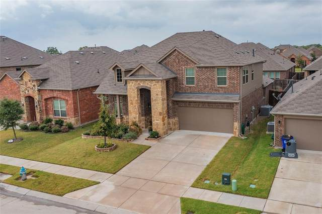 3920 Blessington Drive, Frisco, TX 75036 (MLS #14688934) :: Jones-Papadopoulos & Co