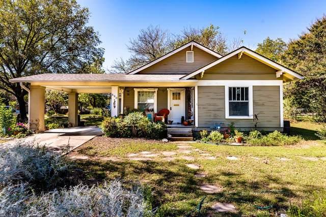 690 S Lillian Street, Stephenville, TX 76401 (MLS #14688960) :: Lisa Birdsong Group | Compass
