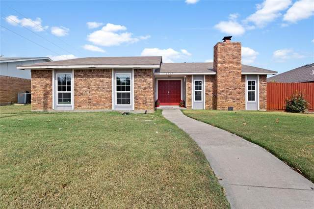 2937 Apollo Road, Garland, TX 75044 (MLS #14688997) :: Trinity Premier Properties
