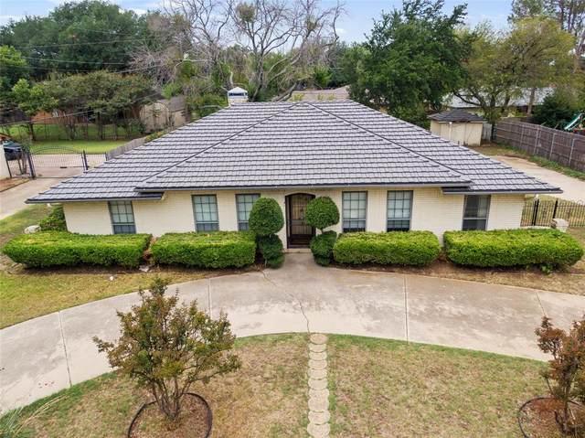 6016 Ed Coady Road, Edgecliff Village, TX 76134 (MLS #14689009) :: Real Estate By Design