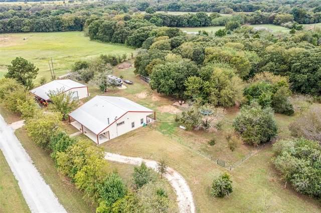 9834 County Road 305, Grandview, TX 76050 (MLS #14689020) :: Trinity Premier Properties
