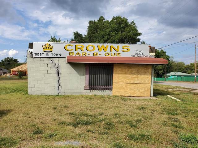 1902 W E Roberts Drive, Grand Prairie, TX 75051 (MLS #14689058) :: KW Commercial Dallas