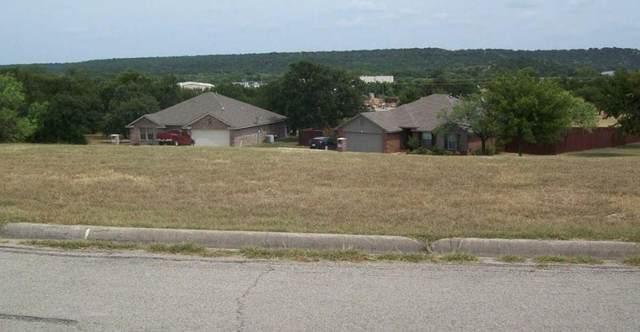 Lot 1R Holiday Hills Drive, Mineral Wells, TX 76067 (MLS #14689062) :: The Krissy Mireles Team