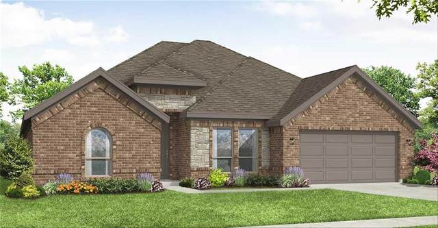 235 Clairmont Drive, Ponder, TX 76259 (MLS #14689079) :: The Chad Smith Team
