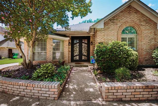 7124 Aspen Wood Trail, Fort Worth, TX 76132 (MLS #14689080) :: The Star Team | Rogers Healy and Associates