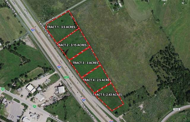 TBD S I-45 Tract2, Ennis, TX 75119 (MLS #14689082) :: KW Commercial Dallas