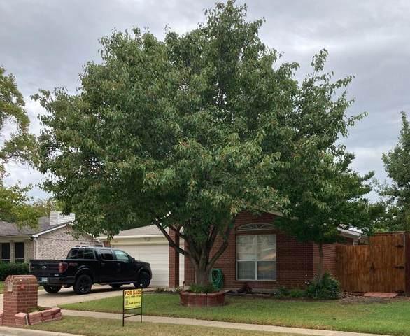 1140 Victoria Drive, Saginaw, TX 76131 (MLS #14689085) :: Epic Direct Realty