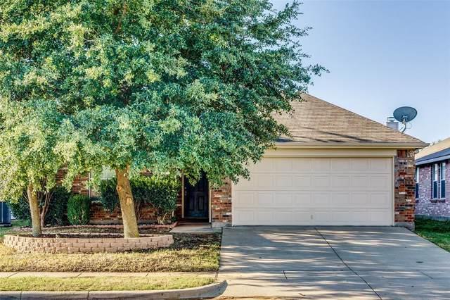 557 Creekbend Street, Crowley, TX 76036 (MLS #14689104) :: Craig Properties Group