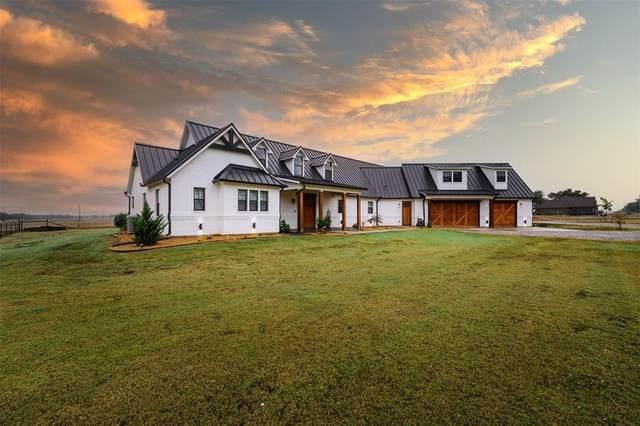 12345 Flow Road, Krum, TX 76249 (MLS #14689150) :: Trinity Premier Properties
