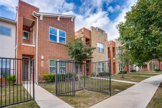 385 Tonga Street, Dallas, TX 75203 (MLS #14689158) :: Real Estate By Design