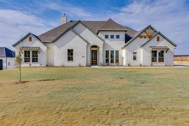 1021 Aledo Ridge Court, Fort Worth, TX 76108 (MLS #14689163) :: Lisa Birdsong Group | Compass