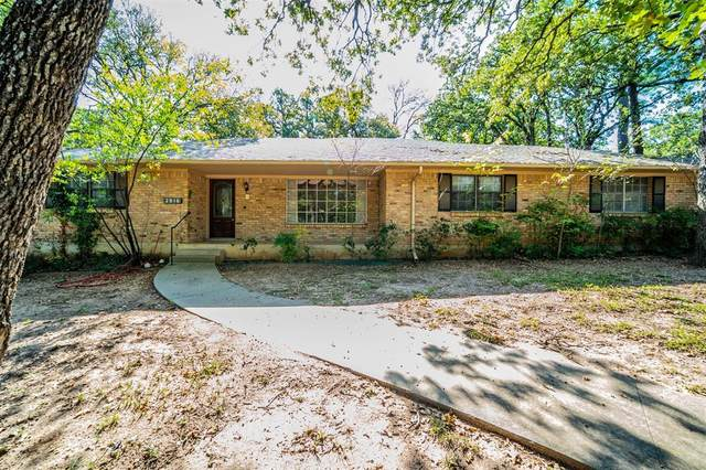 2816 Foxcroft Circle, Denton, TX 76209 (MLS #14689164) :: RE/MAX Landmark