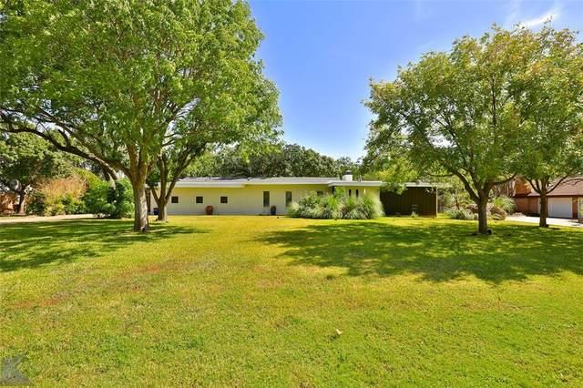 1909 Shoreline Drive, Abilene, TX 79602 (MLS #14689172) :: Frankie Arthur Real Estate