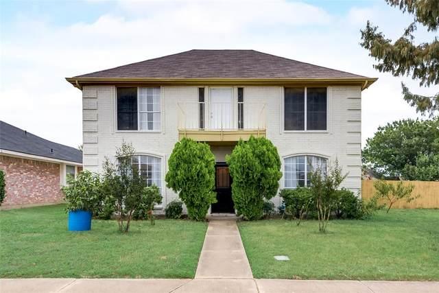 1504 Aldridge Drive, Lancaster, TX 75134 (MLS #14689187) :: Lisa Birdsong Group   Compass