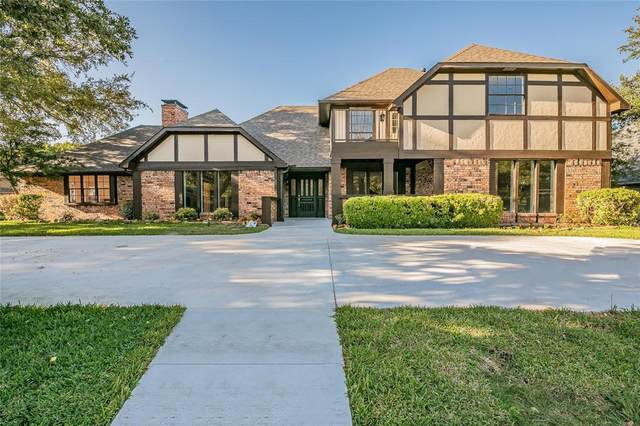 1909 Sparrows Point Drive, Plano, TX 75023 (MLS #14689191) :: The Russell-Rose Team