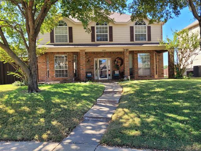6425 Chester Drive, Frisco, TX 75035 (MLS #14689198) :: The Russell-Rose Team