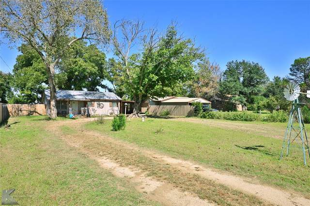 1426 Gas House Road, Clyde, TX 79510 (MLS #14689210) :: The Hornburg Real Estate Group