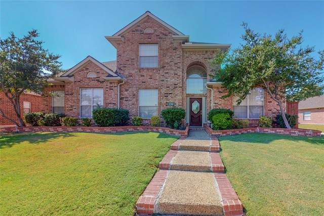 731 Crestwood Drive, Coppell, TX 75019 (MLS #14689251) :: DFW Select Realty