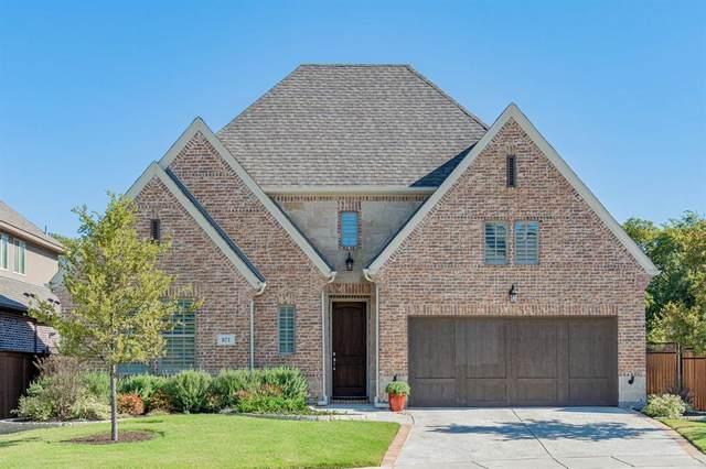 871 Moorland Pass Drive, Prosper, TX 75078 (MLS #14689252) :: 1st Choice Realty