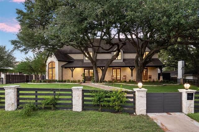 6707 Glendora Avenue, Dallas, TX 75230 (MLS #14689259) :: HergGroup Dallas-Fort Worth