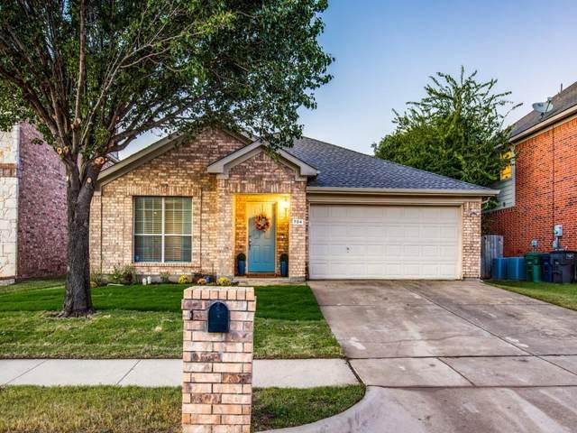 704 Mistymoor Lane, Fort Worth, TX 76052 (MLS #14689284) :: The Good Home Team