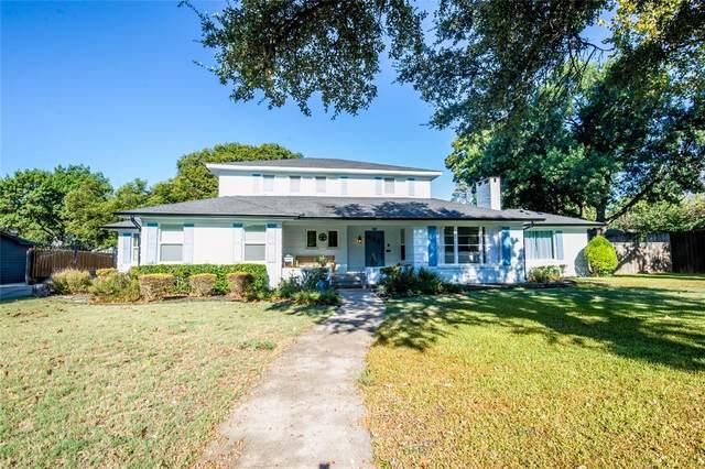 901 Bryson Street, Waxahachie, TX 75165 (MLS #14689289) :: The Star Team | Rogers Healy and Associates