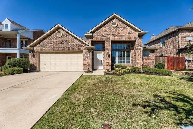 4845 Cliburn Drive, Fort Worth, TX 76244 (MLS #14689314) :: Lisa Birdsong Group | Compass