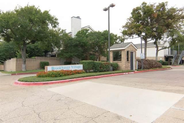 3635 Garden Brook Drive #21100, Farmers Branch, TX 75234 (MLS #14689332) :: Frankie Arthur Real Estate