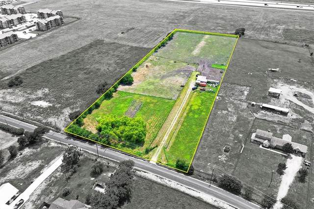 327 S Goode Road, Wilmer, TX 75172 (MLS #14689340) :: The Good Home Team