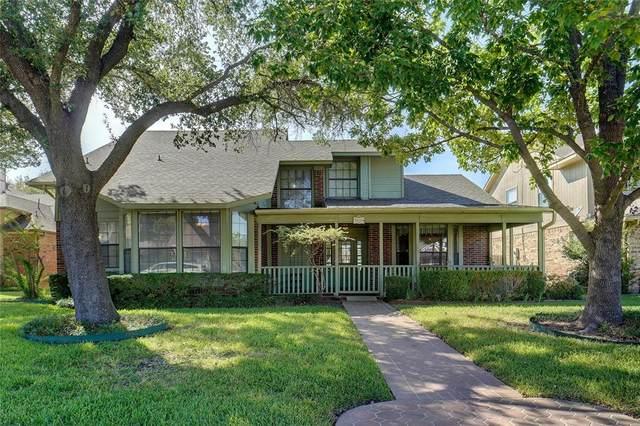 2313 Roanoke Circle, Mesquite, TX 75150 (MLS #14689348) :: Lisa Birdsong Group | Compass
