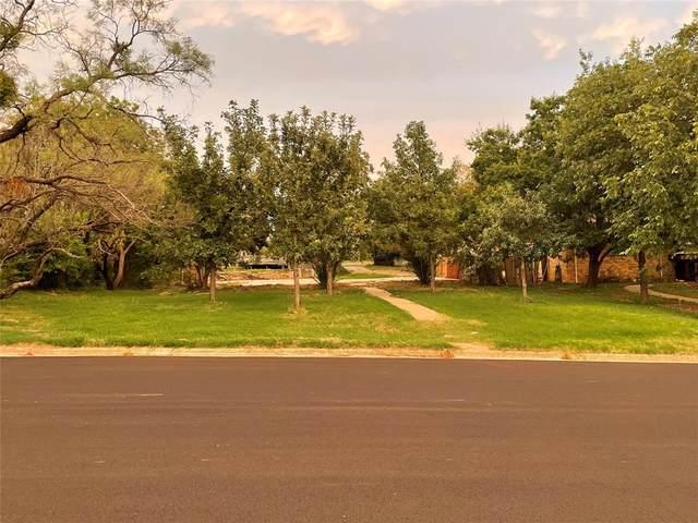 1235 Cedar Crest, Abilene, TX 79601 (MLS #14689349) :: Frankie Arthur Real Estate