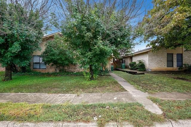 109 W Timberview Lane, Arlington, TX 76014 (MLS #14689350) :: Trinity Premier Properties
