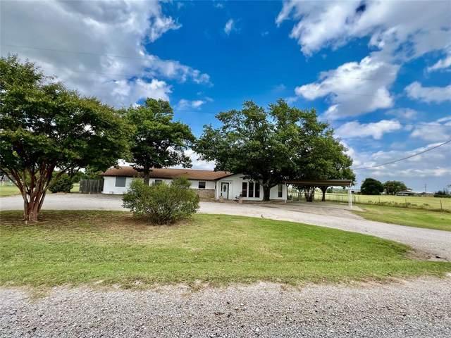 1018 County Road 451, Ranger, TX 76470 (MLS #14689372) :: Frankie Arthur Real Estate