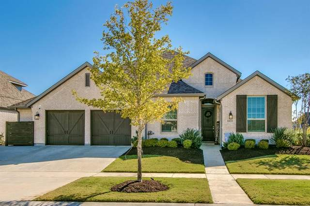 1433 13th Street, Argyle, TX 76226 (MLS #14689380) :: Real Estate By Design