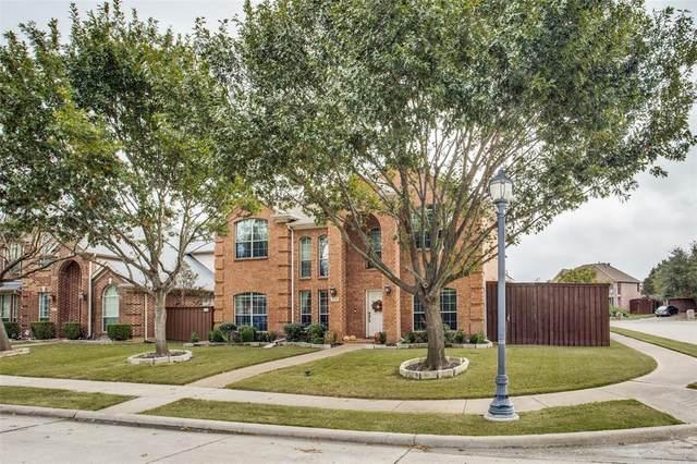 9121 Regal Oaks Drive, Mckinney, TX 75072 (MLS #14689384) :: Frankie Arthur Real Estate