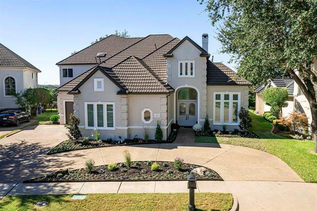 12 Canyon Crest Court, Frisco, TX 75034 (MLS #14689390) :: NewHomePrograms.com