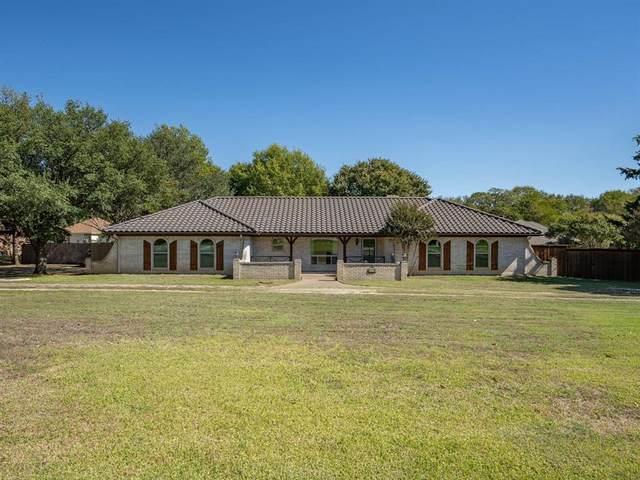 141 Shady Oaks Lane, Double Oak, TX 75077 (MLS #14689392) :: VIVO Realty