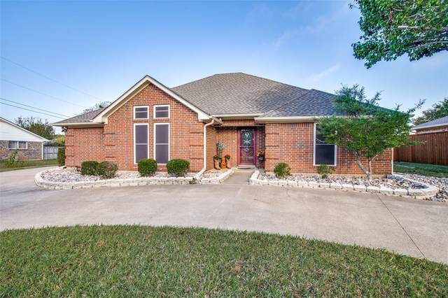 7109 Sable Lane, Sachse, TX 75048 (MLS #14689396) :: The Good Home Team