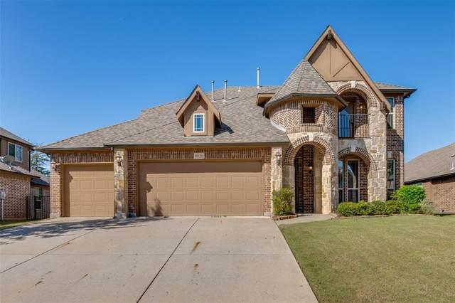 1021 Crystal Falls Drive, Prosper, TX 75078 (MLS #14689401) :: The Good Home Team