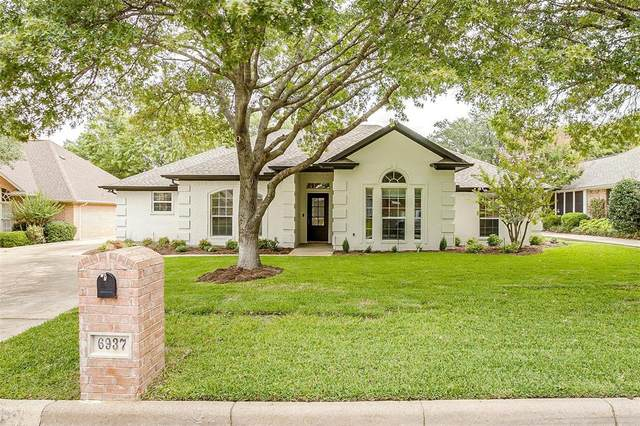 6937 Brookvale Road, Fort Worth, TX 76132 (MLS #14689405) :: The Star Team | Rogers Healy and Associates