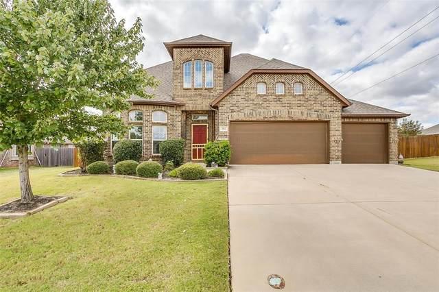 2002 Starwood Drive, Weatherford, TX 76086 (MLS #14689433) :: The Good Home Team