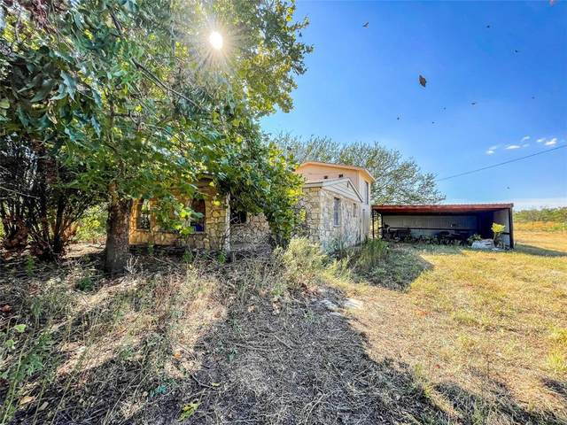 586 County Road 125, Rule, TX 79547 (MLS #14689435) :: The Star Team | Rogers Healy and Associates