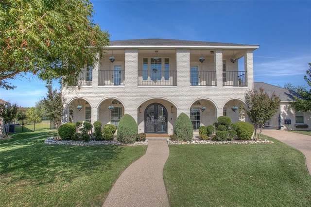 4401 Knoll Ridge Drive, Fort Worth, TX 76008 (MLS #14689468) :: Trinity Premier Properties