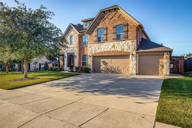 8324 Inspiration Lane, Mckinney, TX 75071 (MLS #14689482) :: The Good Home Team