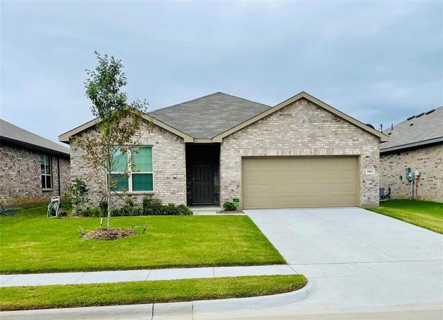 1021 Waverly Drive, Van Alstyne, TX 75495 (MLS #14689486) :: Jones-Papadopoulos & Co